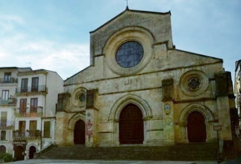Cattedrale di Maria Assunta – Santuario della Vergine del Pilerio (Duomo di Cosenza) proposta da Domenico Bilotti