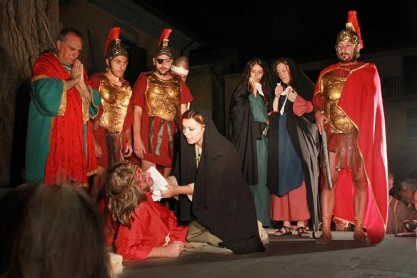 """Sacra rappresentazione della """"Pigghiata"""" di Tiriolo (Catanzaro) proposto da Luigi Mariano Guzzo"""