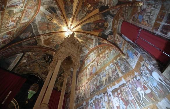 Cappella di Teodolinda, Duomo di Monza proposta da Corinne Maioni