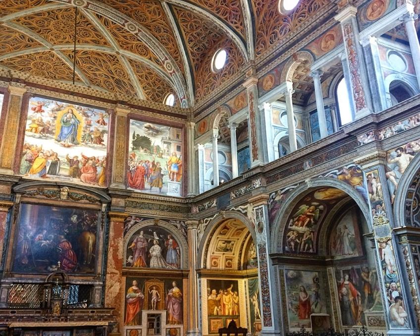 Chiesa di San Maurizio al Monastero Maggiore, Milano proposta da Alessandro Negri