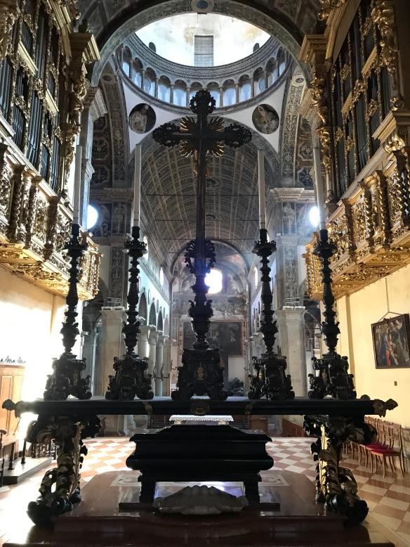 Chiesa monumentale abbaziale di San Sisto, Piacenza, 1490-1511 proposta da Alessandro Sartori