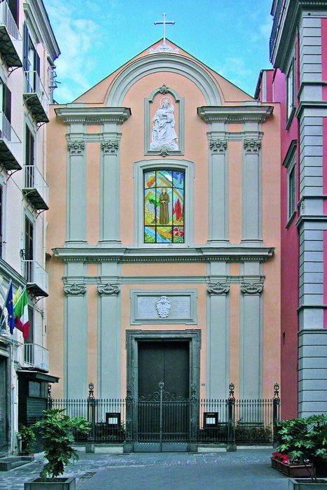 Chiesa di S. Caterina a Chiaia